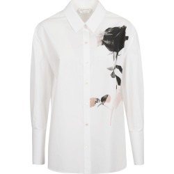 Alexander McQueen Long-sleeve Printed Shirt found on MODAPINS from Italist for USD $568.02