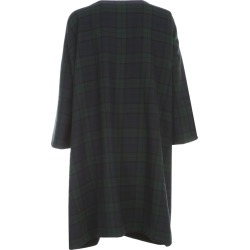 Daniela Gregis Reversible Checked Lambswool Coat found on MODAPINS from italist.com us for USD $1938.18