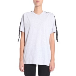 Forte Couture Cropped T-shirt found on MODAPINS from Italist for USD $162.31