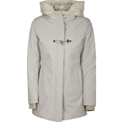 Fay Toggle-lock Detail Hooded Parka found on MODAPINS from Italist for USD $699.53