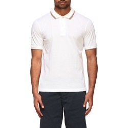 Eleventy Polo Shirt Eleventy Platinum Short-sleeved Polo Shirt found on MODAPINS from Italist for USD $238.61