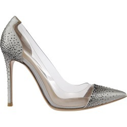 Gianvito Rossi Stone Embellished Pumps found on MODAPINS from Italist for USD $998.07