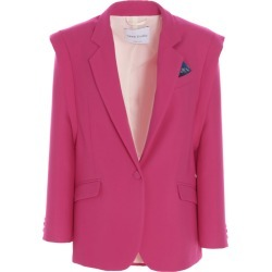 Hebe Studio lover 2.0 Blazer found on MODAPINS from Italist for USD $536.08
