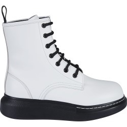 Alexander McQueen Classic Hi-top Lace Up Boots found on MODAPINS from italist.com us for USD $636.44