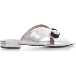 Coliac Low Sandals W/crystals found on MODAPINS from italist.com us for USD $540.71