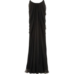 Alexander McQueen Silk Gown found on MODAPINS from italist.com us for USD $1338.60