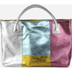 Marc Ellis Larin Piper Bag In Laminated Effect Leather found on MODAPINS from italist.com us for USD $202.42