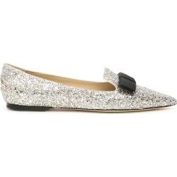 Jimmy Choo Gala Glitter Ballet Flats found on Bargain Bro UK from Italist