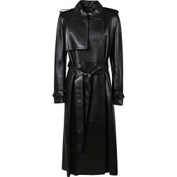 Alexander McQueen Belted Waist Double-breasted Coat found on MODAPINS from italist.com us for USD $6535.72