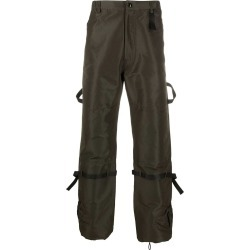 N.21 Dark Green Cargo Trousers found on MODAPINS from Italist for USD $388.56