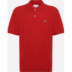 Lacoste Classic Cut Petit Piqué Polo Shirt found on Bargain Bro UK from Italist
