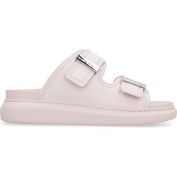 Alexander McQueen Rubber Slides found on MODAPINS from Italist for USD $334.67