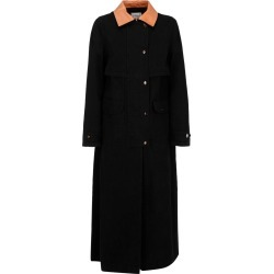 Forte Forte Trench Coat found on MODAPINS from Italist for USD $479.77