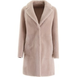 Blancha Reversible Midi Shearling Coat found on MODAPINS from italist.com us for USD $1528.13