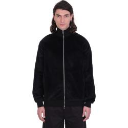 Maharishi Sweatshirt In Black Velvet found on MODAPINS from italist.com us for USD $392.71