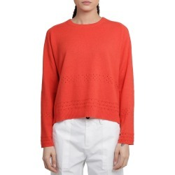 Massimo Alba Red Eloise Sweater found on MODAPINS from Italist for USD $430.63