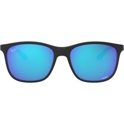 Ray-Ban Ray-ban Rb4330ch Matte Black Sunglasses found on Bargain Bro UK from Italist