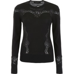 Dolce & Gabbana Pullover With Lace found on Bargain Bro UK from Italist