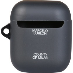 Marcelo Burlon Airpods Case found on Bargain Bro Philippines from italist.com us for $99.92