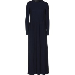 Ter Et Bantine Ribbed Knit Pleated Long Dress found on Bargain Bro India from italist.com us for $373.71