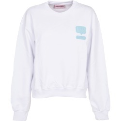 Chiara Ferragni eyelike White Sweatshirt found on MODAPINS from italist.com us for USD $145.37