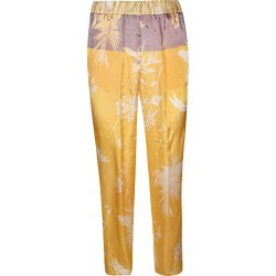 Forte Forte Printed Trousers found on MODAPINS from italist.com us for USD $235.99