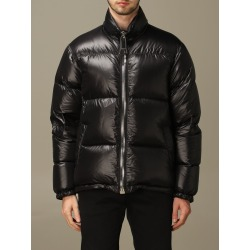Moschino Couture Jacket Moschino Couture Down Jacket With Big Zip And Logo found on Bargain Bro Philippines from italist.com us for $862.73