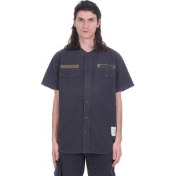 Maharishi Shirt In Black Cotton found on MODAPINS from Italist for USD $243.16