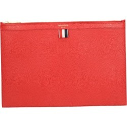 Thom Browne Zipper Folio Pochette found on MODAPINS from Italist for USD $862.55