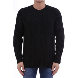 Neil Barrett Sweater In Black Wool found on Bargain Bro India from italist.com us for $394.12