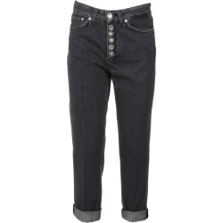 Dondup Cropped Classic Jeans found on MODAPINS from Italist for USD $187.37