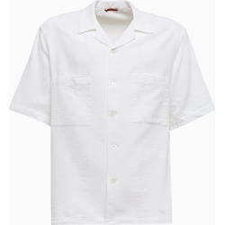 Barena Solana Shirt Cau2632 found on MODAPINS from Italist for USD $200.75
