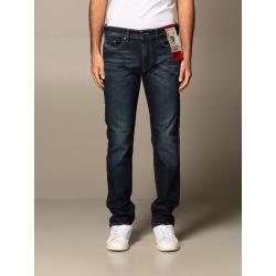 Diesel Jeans Thommer Diesel Jeans In Skinny Used Denim found on Bargain Bro UK from Italist