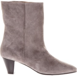 Marc Ellis 50mm Heel Suede Boots found on MODAPINS from Italist for USD $138.00