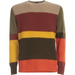 Drumohr Wool Striped Sweater Geelong found on MODAPINS from italist.com us for USD $334.38