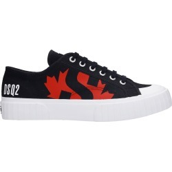 Dsquared2 Sneakers In Black Canvas found on Bargain Bro UK from Italist