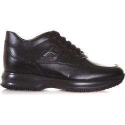 Hogan Interactive Leather Sneakers found on MODAPINS from Italist for USD $247.62