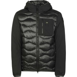 Blauer Patched Pocket Zip Padded Jacket found on MODAPINS from Italist for USD $369.66