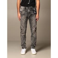 Diesel Jeans D-strukt Diesel Jeans In Slim Used Denim found on Bargain Bro UK from Italist
