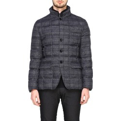 Fay Jacket Quilted Nylon Jacket In Wool