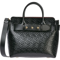Burberry Leather Handbag Shopping Bag Purse The Belt found on Bargain Bro UK from Italist for $1848.83