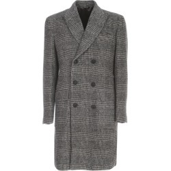 Emanuel Ungaro Wool Cashmere Double Breasted Coat found on MODAPINS from italist.com us for USD $794.55