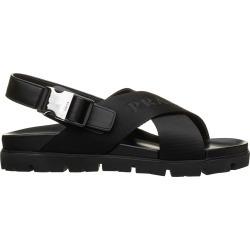Prada Prada Crossover-strap Sandals found on MODAPINS from Italist for USD $685.24