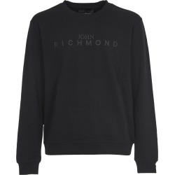 John Richmond Black Swetshirt With Logo found on MODAPINS from Italist for USD $108.17