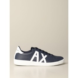Armani Exchange Sneakers Armani Exchange Sneakers In Perforated Leather With Logo found on MODAPINS from Italist for USD $209.05