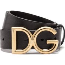Dolce & Gabbana Cuir Leather Belt