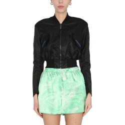 Opening Ceremony Nylon Bomber found on MODAPINS from Italist for USD $491.05