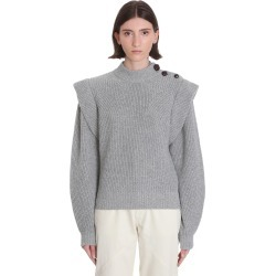 Isabel Marant Peggy Knitwear In Grey Cashmere found on Bargain Bro UK from Italist