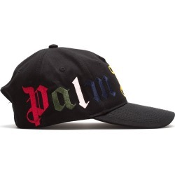 Palm Angels Big Rainbow Logo Cap found on Bargain Bro UK from Italist