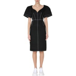 Alexander McQueen Midi Dress found on MODAPINS from italist.com us for USD $725.16